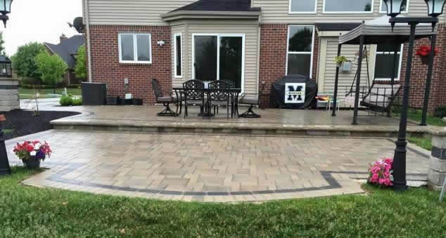 Brick Paver Installation And Crack Repair Services In Alabama